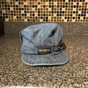 Vintage OshKosh B'Gosh Engineer Hat